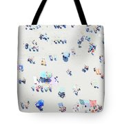 Beach Confetti Tote Bag