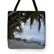 Beach Corner Tote Bag