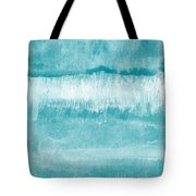 Beach Day Blue- Art By Linda Woods Tote Bag