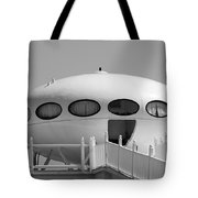 Beach Dome Home Tote Bag