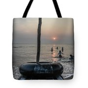 Beach Evenings Tote Bag
