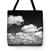 Beach Far And Wide Tote Bag