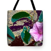 Beach Flower Tote Bag