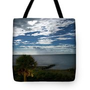 Beach Front Property Tote Bag