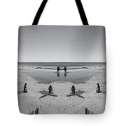 Beach Fun Tote Bag by Betsy C Knapp