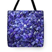 Beach Glass - Blue Tote Bag