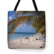 Beach Grand Turk Tote Bag