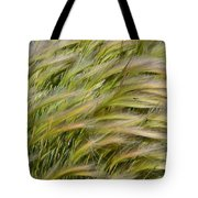 Beach Grasses Tote Bag
