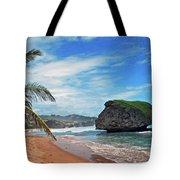 Beach Hideaway Tote Bag