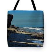 Beach Hutchinson Island, Fl Tote Bag