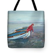 Beach Lifeguard Tote Bag