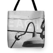 Beach Light Tote Bag