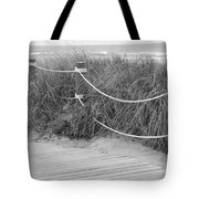 Beach Lines Tote Bag