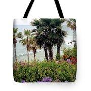 Beach Living Tote Bag