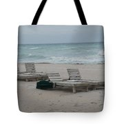 Beach Loungers Tote Bag