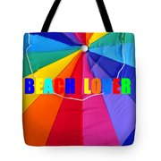 Beach Lover Tote Bag