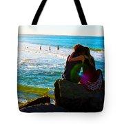 Beach Magic Tote Bag
