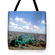 Beach Net Tote Bag