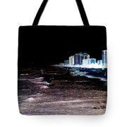 Beach Night Tote Bag