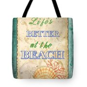 Beach Notes-jp3761 Tote Bag