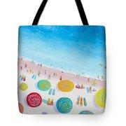 Beach Painting - Beach Bliss Tote Bag
