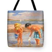 Beach Pals Tote Bag