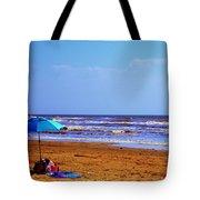 Beach Picnic Tote Bag
