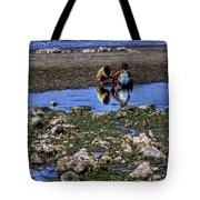 Beach Play Tote Bag