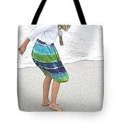 Beach Play Time Tote Bag