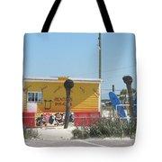 Beach Rentals Tote Bag