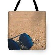 Beach Retro Tote Bag