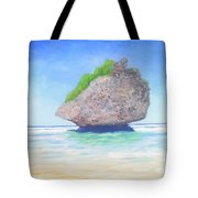 Beach Rock  Tote Bag