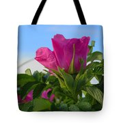 Beach Rose Tote Bag