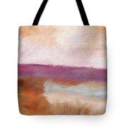 Beach Scene Tote Bag
