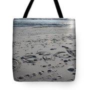 Beach, Self-named Tote Bag
