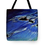 Beach Sinuosity Tote Bag
