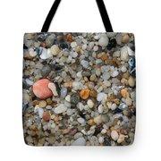 Beach Stones Tote Bag