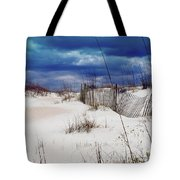 Beach Storm Tote Bag