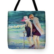 Beach Strollers II Tote Bag