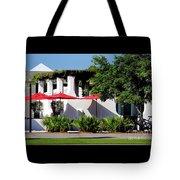 Beach Town Tote Bag