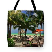 Beach Vacation Tote Bag
