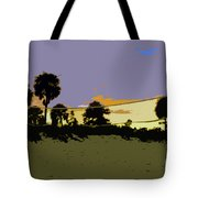 Beach Volley Ball Tote Bag