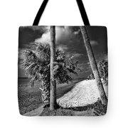 Beach Walk - Port Charlotte Beach Park, Florida Tote Bag