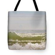 Beach Wave Tote Bag