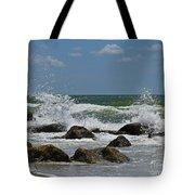 Beach Waves001 Tote Bag