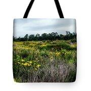 Beach Wildflowers 7 Tote Bag
