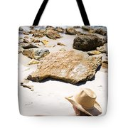 Beach Woman Tote Bag by Jorgo Photography - Wall Art Gallery