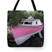 Beached Dreams At Port Canaveral Tote Bag