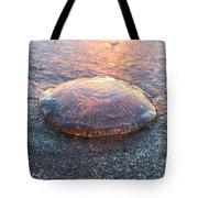 Beached Jellyfish Tote Bag