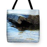 Beached Tree Tote Bag